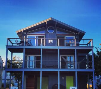 Best of both worlds:  canalfront and walk to beach - Bethany Beach - Casa