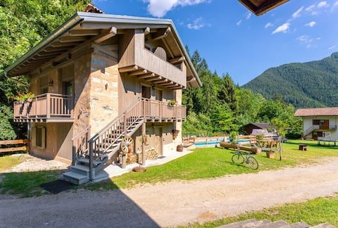 Apartment with forest view - Casa Molini