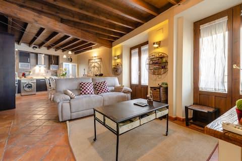 "Privileged Apartment ""Arco de Elvira"""