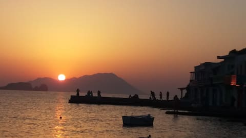 Kourita The Boat House-Milos