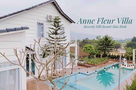 Anne Fleur Villa Hoa Binh - Quiet and relax space