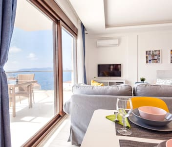 Kalloni Suite Apartment, Sea & Meis Views