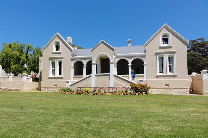The Manor House at Gloria Farm