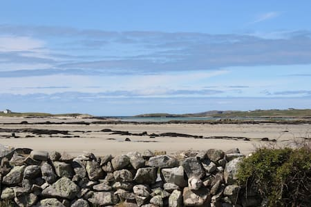 **Spectacular Beach Front Property In Connemara**