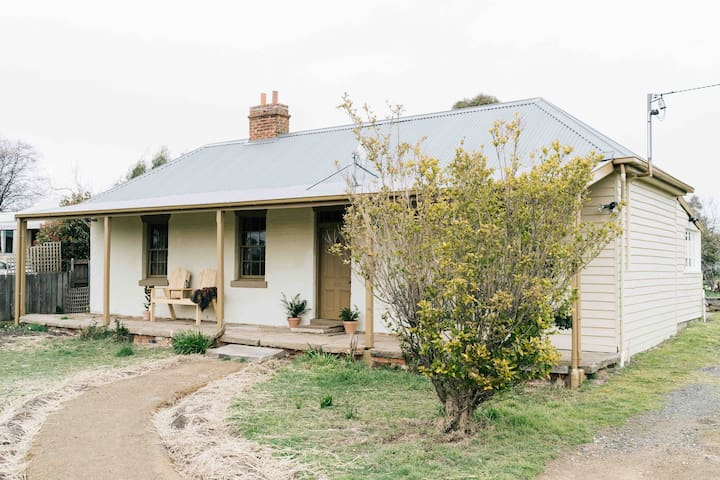 The Butcher's House c1840, Bothwell, Tasmania