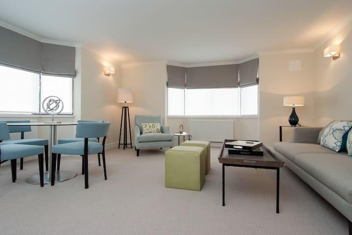 Eccleston Place 1 bedroom apartment