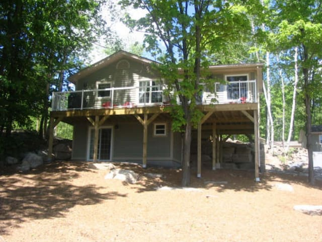 3-bedroom 1380sqft Muskoka cottage on Lake of Bays - Huntsville - Cabin