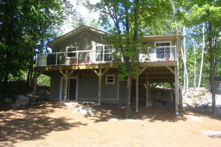 3-bedroom 1380sqft Muskoka cottage on Lake of Bays - Huntsville - Stuga