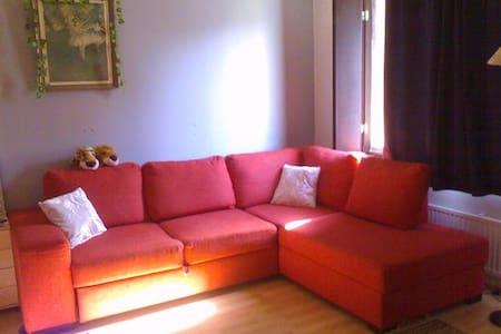 Shared studio apartment 34m2 in Tampere - Tampere