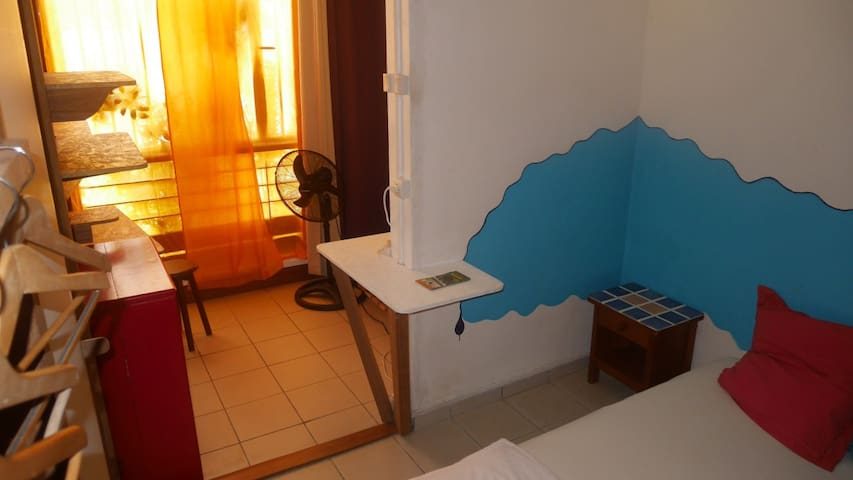 Chambre à Cayenne