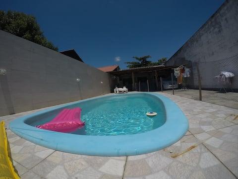 Casa na Armação - Governador Celso Ramos/SC