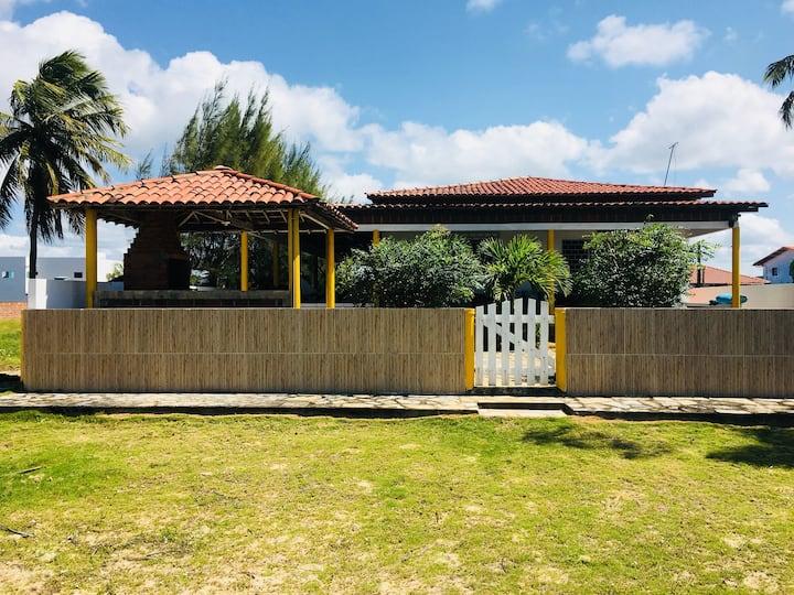 Casa de praia - Lucena Paraíba