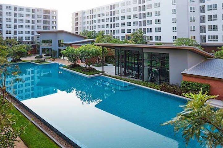 Chiangmai Sansiri condo nim - Fa Ham - Квартира