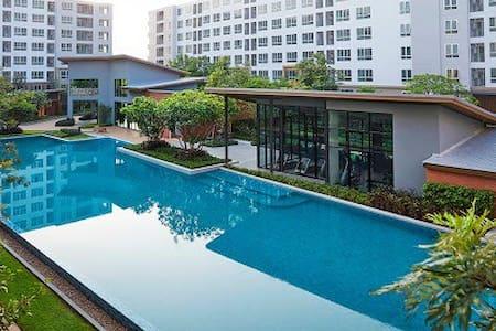 Chiangmai Sansiri condo nim - Fa Ham - Apartamento
