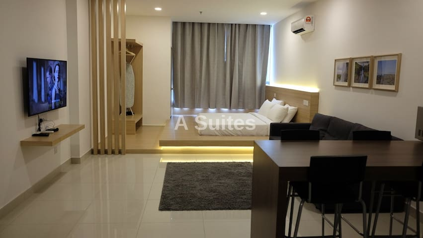 Comfortable Suites Petaling Jaya