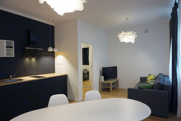 Silver Apartment - drugi dom, 40 m2