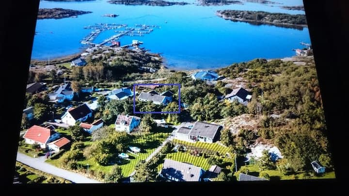 Villa with great seaview. South Gothenburg