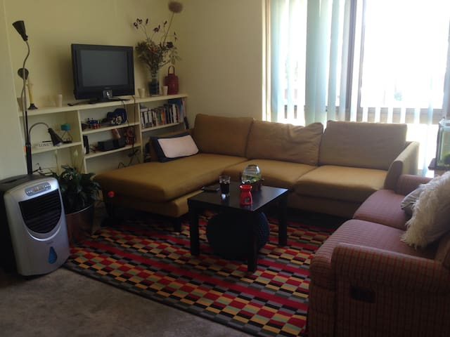 Nice cozy room in a great location - Fairfield - Pis