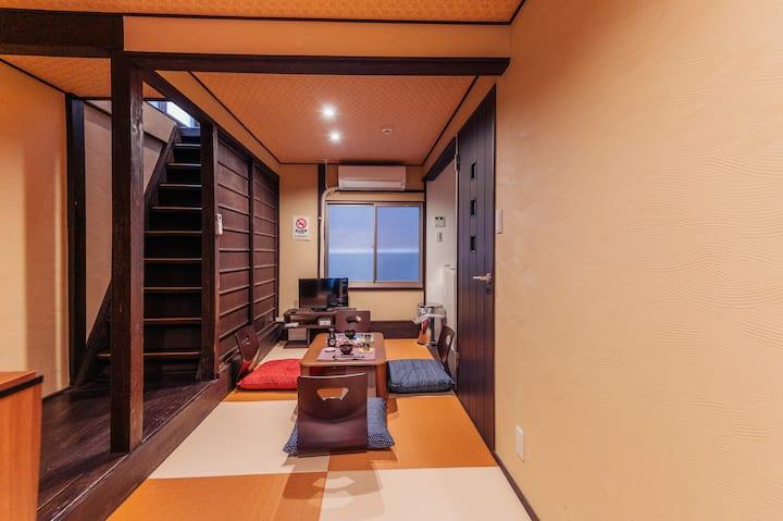 1 stop to Namba! Traditional Japanese Residence