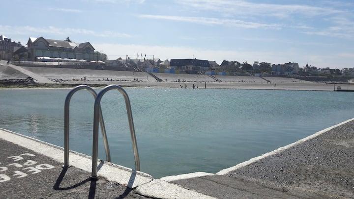 Loftdisa centre bourg Normandie Mont Saint Michel