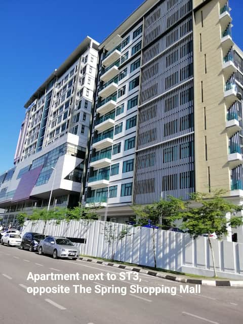 Awesome Apartment near Spring Mall - USS
