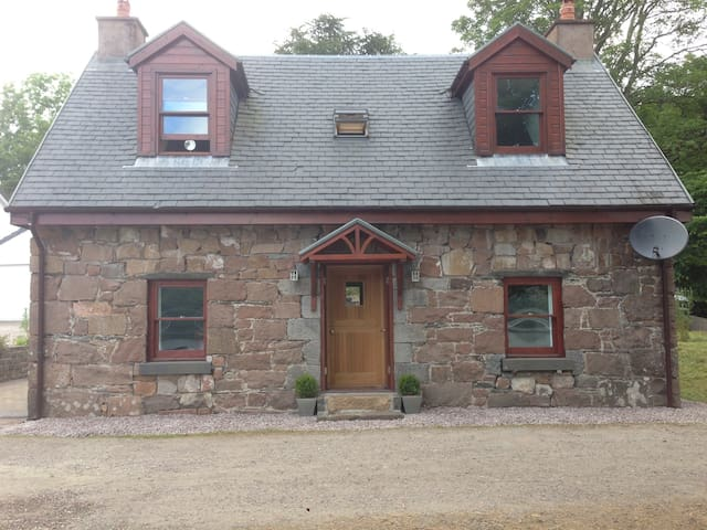 Tigh an Raat  lochside cottage - Inveraray  - บ้าน