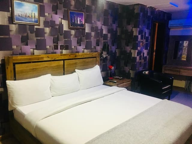 Villa Toscana Hotel  - Deluxe Room