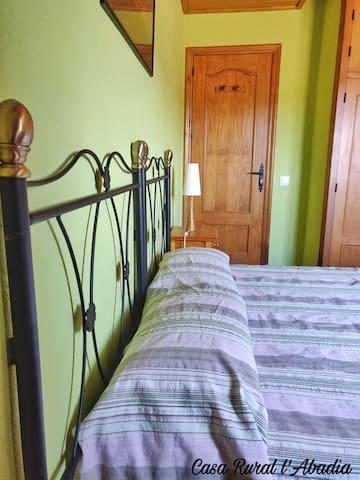 Habitación Garnacha (con baño privado)