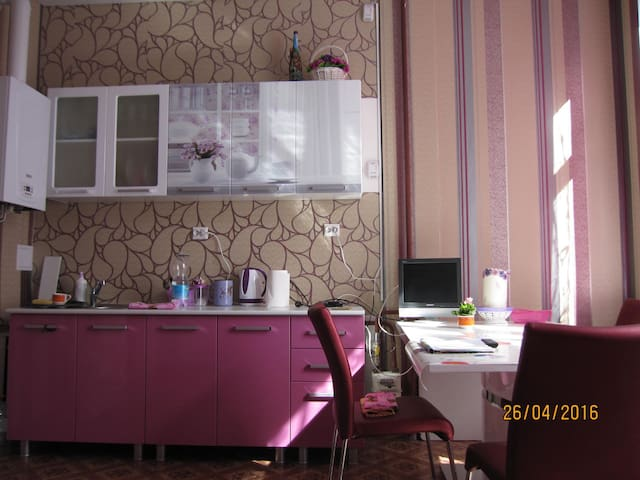 НОВЫЕ АПАРТАМЕНТЫ В ОТРАДНОМ - Светлогорск - Apartment