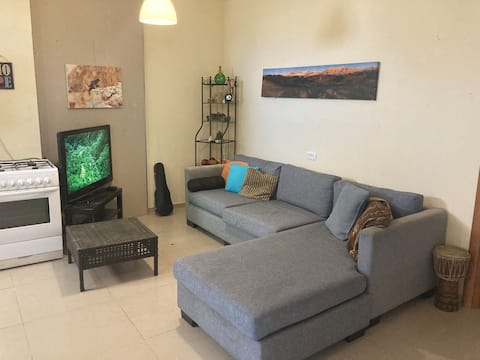 cozy desert home