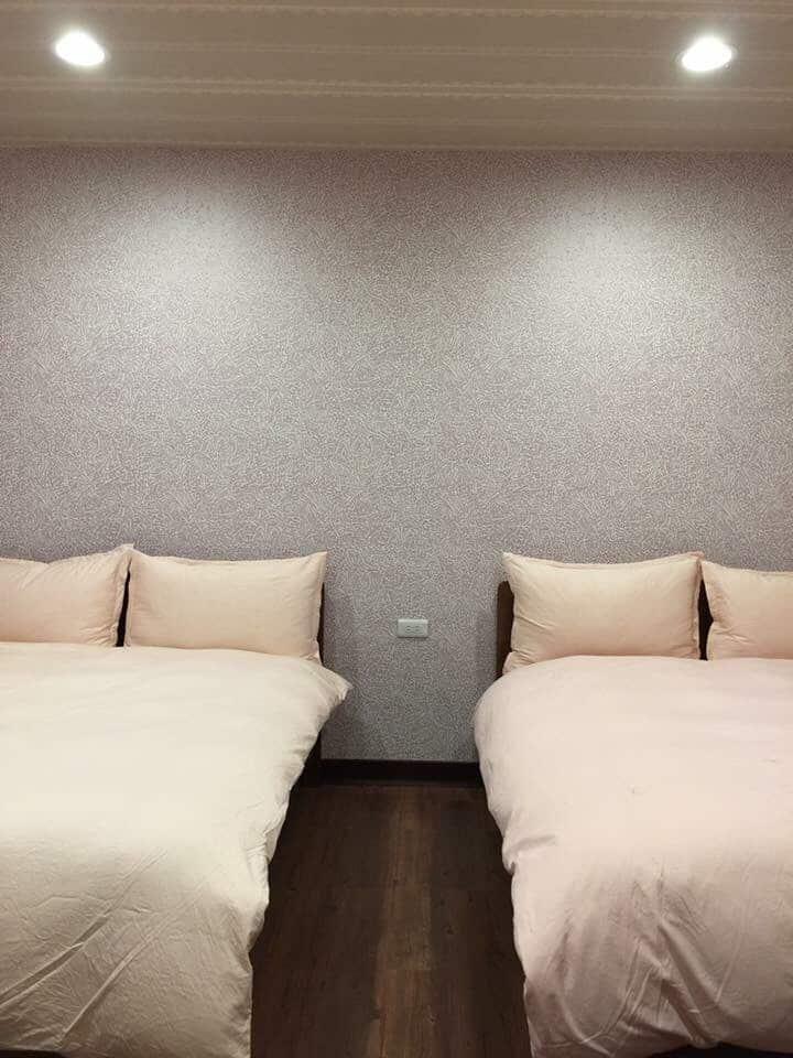 Come Inn Taipei IV 四人房