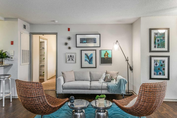 Clean apt just for you | 2BR in Lake Mary