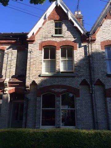 Victorian House - Avenues Location - Hull - Casa