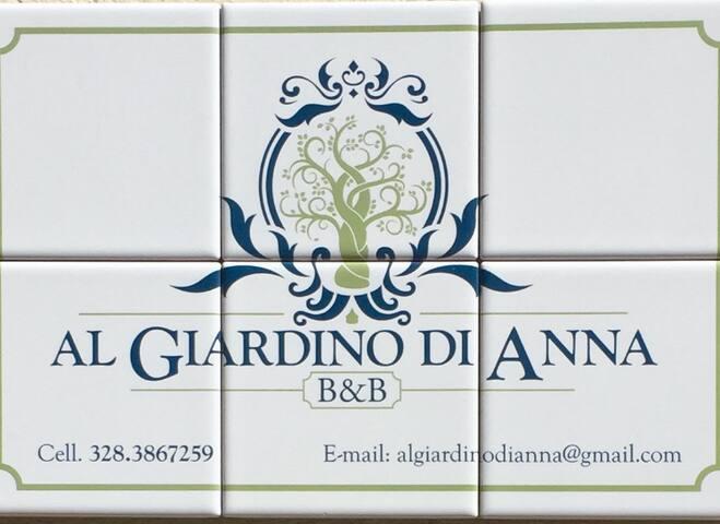 Al Giardino di Anna B&b - Fondi (lt) - Bed & Breakfast