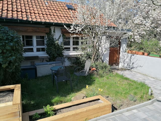 Central + cosy 30m2 house, ideally located in Bonn