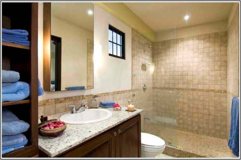 Bathroom Baño