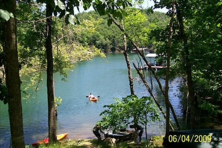 Lakefront Cabin Beaver Lake - Rogers