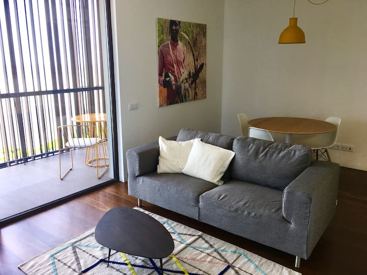 Pleasant and modern apartment at city center