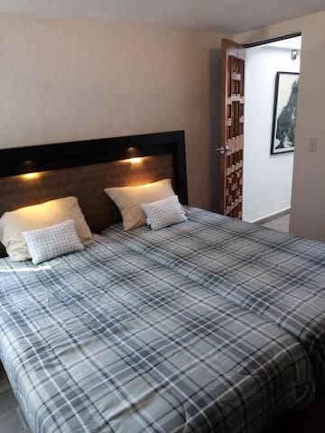 Two Single Beds, 2nd Floor
