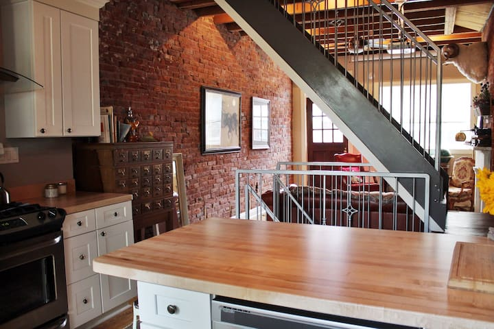 Beautiful & Comfy Stay in Lawrenceville! - Pittsburgh - Hus