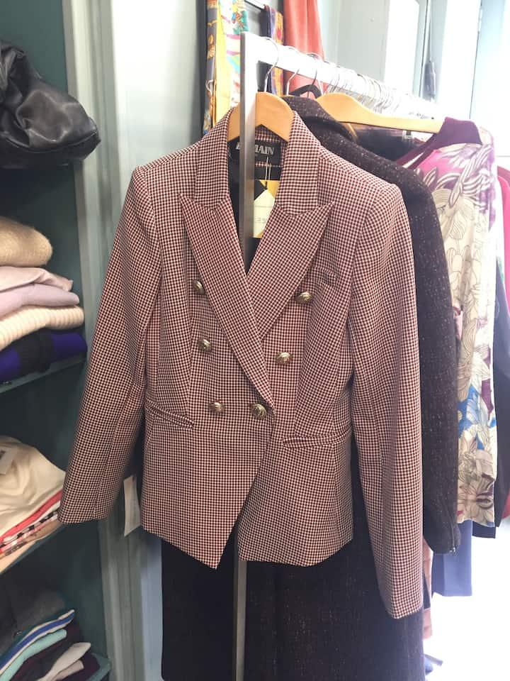 Balmain Vintage Jacket