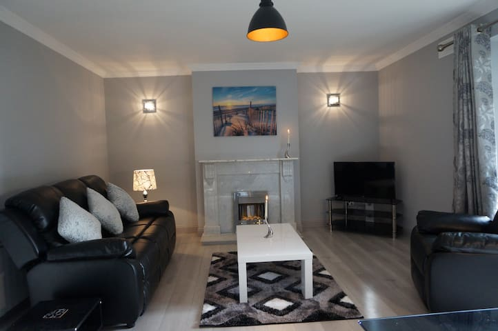 Luxury Apartment in Galway