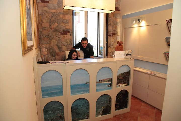 Be pampered by true Hospitality! - Tropea - Bed & Breakfast