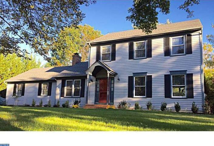 Spacious, Bright & Peaceful Lawrenceville Home - Lawrence Township - Hus
