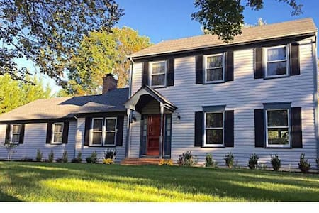 Spacious, Bright & Peaceful Lawrenceville Home - Lawrence Township - Σπίτι