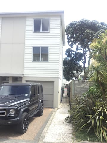 Boutique Apartment Fabulous - Orewa - Pis