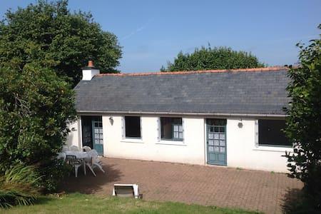 Maison proche de la mer - Locronan - Haus