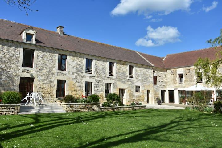 Gîte Au Domaine de Cauvicourt - Cauvicourt - Rumah