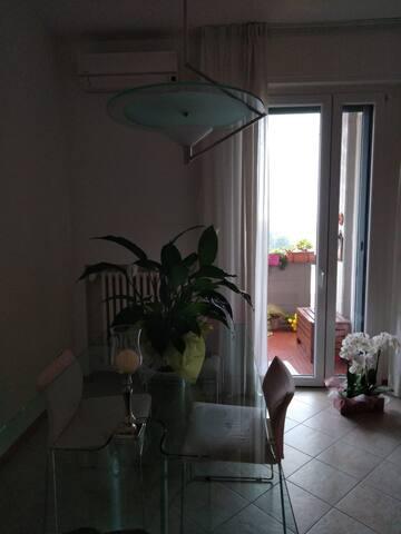 Appartamento luminoso zona centro Ravenna