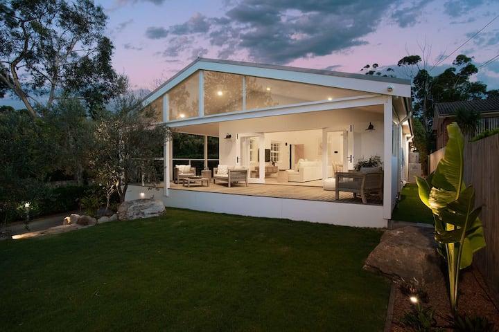 'Beachstone' - Jervis Bay Designer Beach House